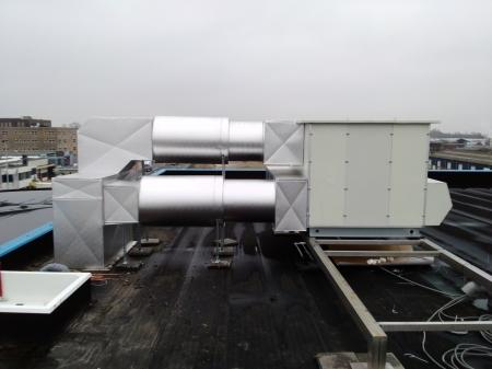 Project bedrijfspand Barneveld 2018